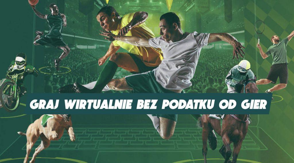 Betfan Wirtualne Sporty bez podatku